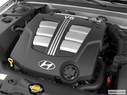 2005 Hyundai Tiburon Engine