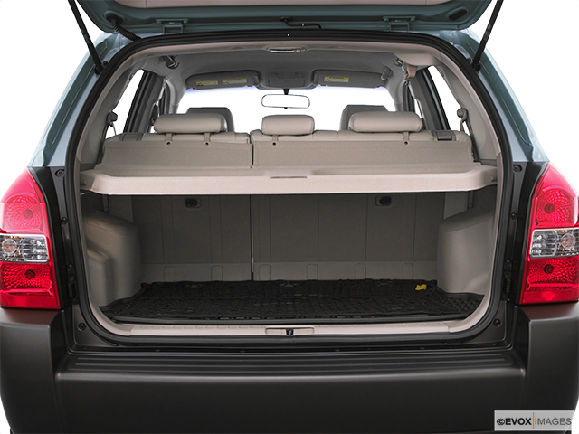 2005 Hyundai Tucson Review Carfax Vehicle Research