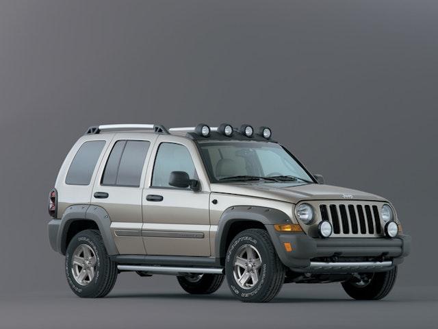 2005 Jeep Liberty Exterior
