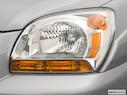 2005 Kia Sportage Drivers Side Headlight