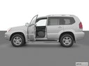 2005 Lexus GX 470 Driver's side profile with drivers side door open