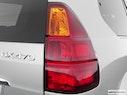 2005 Lexus GX 470 Passenger Side Taillight