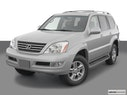 2005 Lexus GX 470 Front angle view