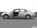 2005 Mercedes-Benz S-Class Driver's side profile with drivers side door open