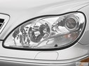 2005 Mercedes-Benz S-Class Drivers Side Headlight