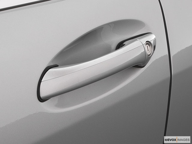 2005 Mercedes-Benz S-Class Drivers Side Door handle