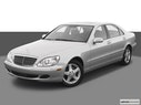 2005 Mercedes-Benz S-Class Front angle view