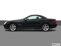 2005 Mercedes-Benz SL-Class Drivers side profile, convertible top up (convertibles only)