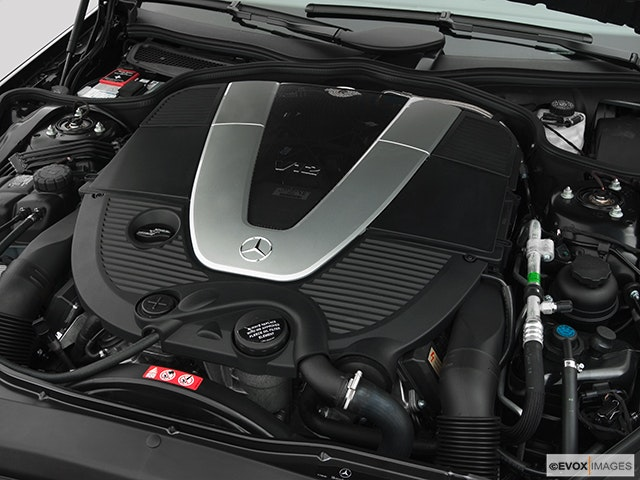 2005 Mercedes-Benz SL-Class Engine