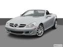 2005 Mercedes-Benz SLK Front angle view