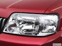 2005 Mercury Mariner Drivers Side Headlight