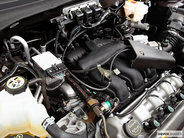 2005 Mercury Mariner Engine