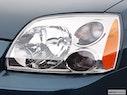 2005 Mitsubishi Galant Drivers Side Headlight