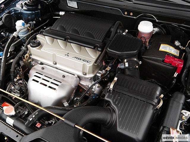 2005 Mitsubishi Galant Engine