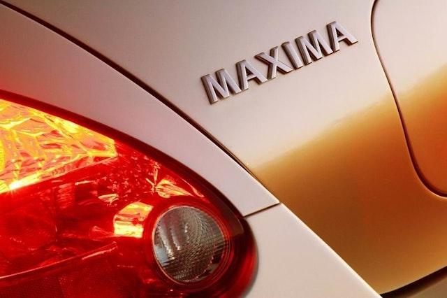 2005 Nissan Maxima Exterior