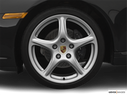 2005 Porsche 911 Front Drivers side wheel at profile