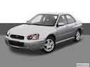 2005 Subaru Impreza Front angle view