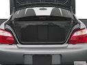 2005 Subaru Impreza Trunk open