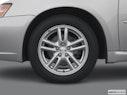 2005 Subaru Legacy Front Drivers side wheel at profile