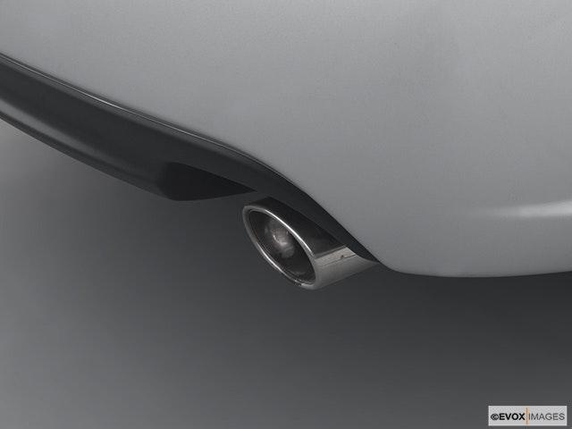 2005 Subaru Legacy Chrome tip exhaust pipe