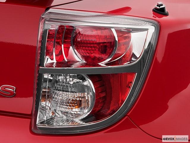 2005 Toyota Celica Passenger Side Taillight