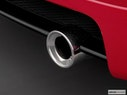2005 Toyota Celica Chrome tip exhaust pipe