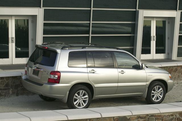 2005 Toyota Highlander Exterior