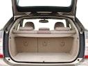 2005 Toyota Prius Trunk open