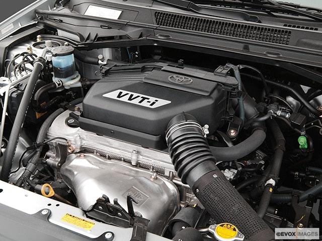 2005 Toyota RAV4 Engine
