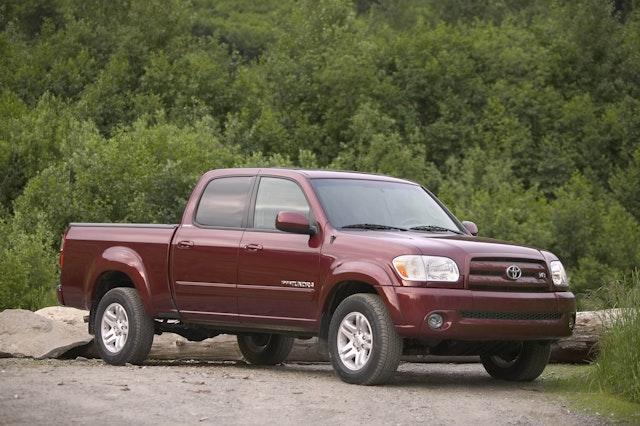 2005 Toyota Tundra Exterior