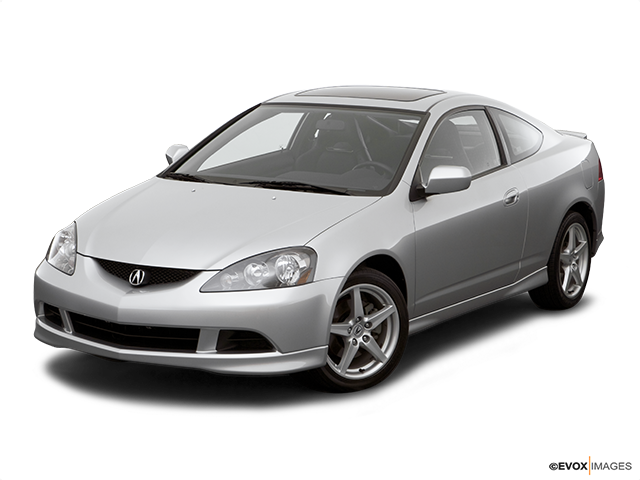 2006 Acura RSX Front angle view