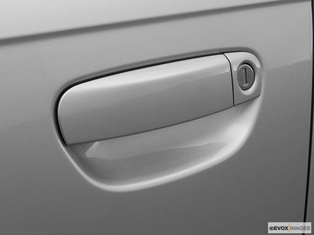 2006 Audi A4 Drivers Side Door handle