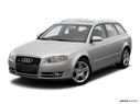 2006 Audi A4 Front angle view