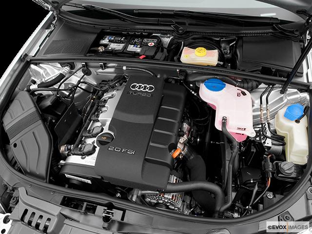 2006 Audi A4 Engine