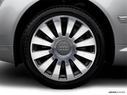 2006 Audi A8 Front Drivers side wheel at profile