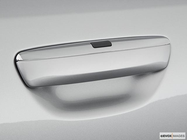 2006 Audi A8 Drivers Side Door handle