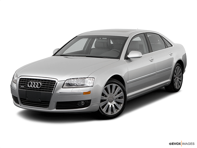 2006 Audi A8 Front angle view