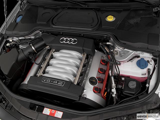 2006 Audi A8 Engine