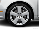 2006 Audi S4 Front Drivers side wheel at profile