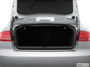 2006 Audi S4 Trunk open