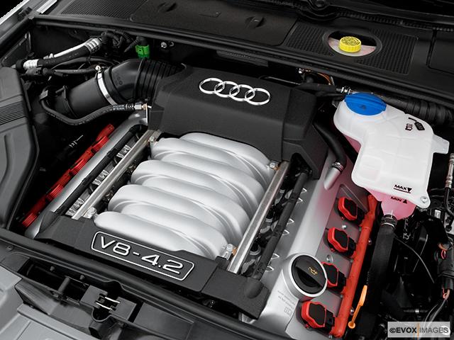 2006 Audi S4 Engine