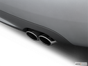 2006 Audi S4 Chrome tip exhaust pipe