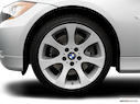 2006 BMW 3 Series Front Drivers side wheel at profile