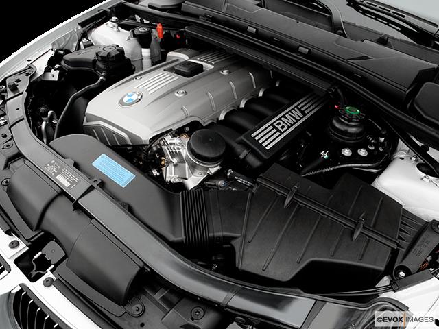 2006 BMW 3 Series Engine