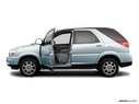 2006 Buick Rendezvous Driver's side profile with drivers side door open