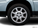 2006 Buick Rendezvous Front Drivers side wheel at profile
