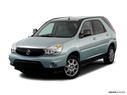 2006 Buick Rendezvous Front angle view