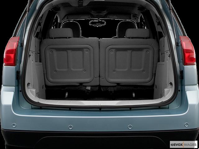 2006 Buick Rendezvous Trunk open