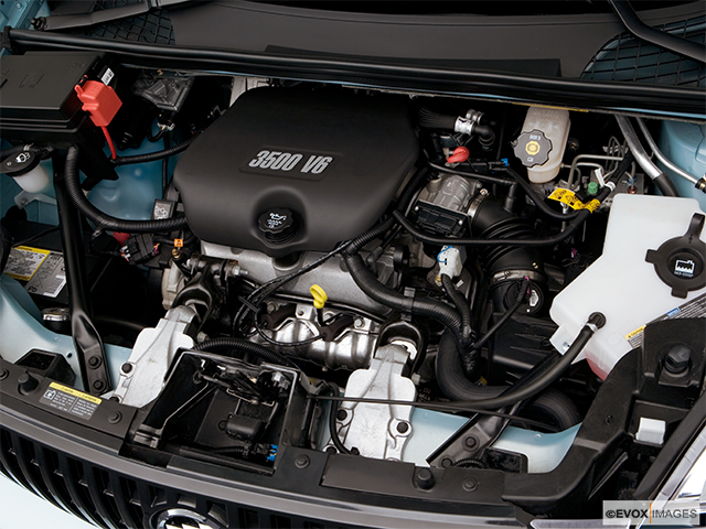 2006 Buick Rendezvous Engine