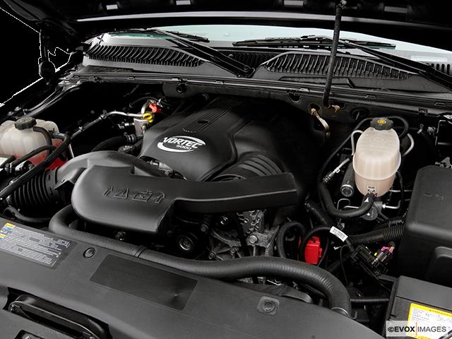 2006 Cadillac Escalade EXT Engine